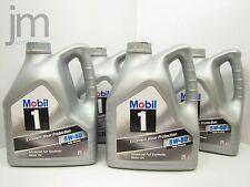 16L MOBIL 1 PEAK LIFE 5W-50 Motoröl Neueste Generation FS X1 5W50 Rally Formula