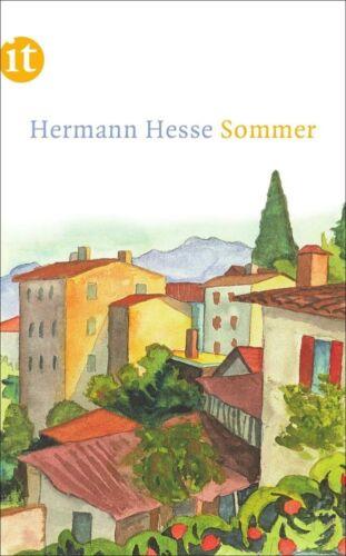 1 von 1 - Sommer von Hermann Hesse, UNGELESEN