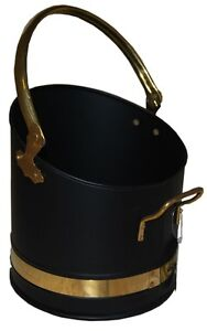 Coal Bucket Coal Hod Coal Scuttle Coal Scoop Coal Holder Fireside ... 059e70c5811b
