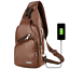 Men-Travel-Cross-Body-Messenger-Shoulder-Back-Pack-USB-Charging-Sling-Chest-Bag thumbnail 13