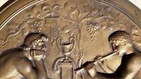 medaille bronze XIX d'apres F. LEVILLAIN