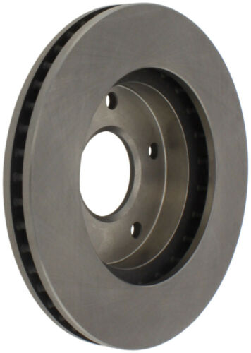 Disc Brake Rotor-C-TEK Standard Front Centric 121.66038