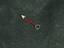 GMT Watch Hand for ETA 2893, 2836 movement - Red - 1 pc - 1.8mm hole