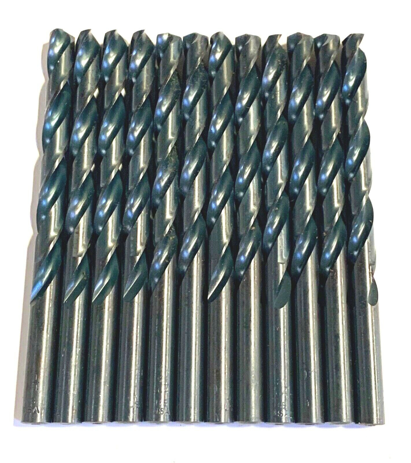 #14 MORSE HEAVY DUTY SCREW MACHINE DRILL BIT PACK OF 12