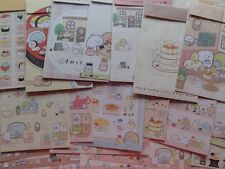 Sumikko Gurashi Cafe Sushi Letter Set Writing paper envelope stationery San-X