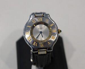 Cartier-Must-De-Cartier-21-1330-30mm-Ladies-Watch