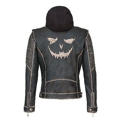 """Suicide squad neuf /""""le meurtre veste/"""" joker veste en cuir-meilleur pour halloween"""