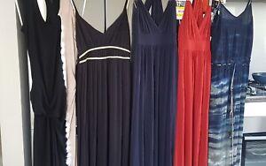 Maxi-Dresses-x-5-Bulk-Lot-M-10-12-John-Zack-Young-Fabulous-amp-Broke-Hot-Options-MJ