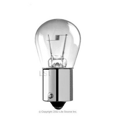 #7582 OSRAM 12V//25W Miniature Bulb w// Single Contact Bayonet Base BA15s