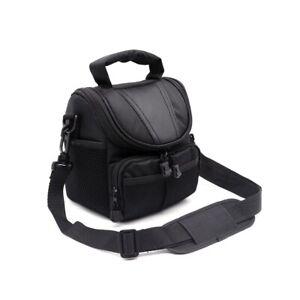Leggero Messenger Sling Fotocamera Custodia Borsa a tracolla per Canon EOS DSLR SLR