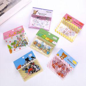80pcs-sheet-Stickers-Kids-Cartoon-3D-DIY-Diary-Scrapbooking-Stationery-Notebook