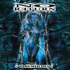Machinery by No Return (CD, Sep-2008, Metal Mind Productions)
