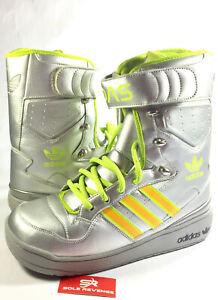 f83bdcf71844 9 Mens New ObyO adidas Originals JEREMY SCOTT JS SNOW Moon Boots ...