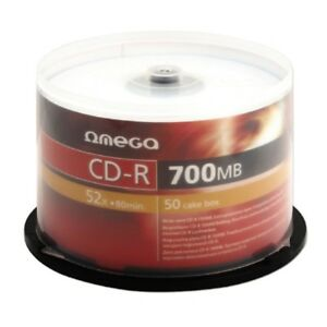 CD-R-52x-700MB-Omega-Tarrina-50-uds