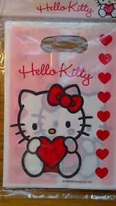 1 Pack Of 4 Pink Hello Kitty Theme Notepads Gift Party Prizes Party Bag Fillers