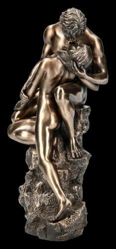 Aktfigur Couple Amoureux-LES AMANTS-Veronese Statue homme femme érotique personnage
