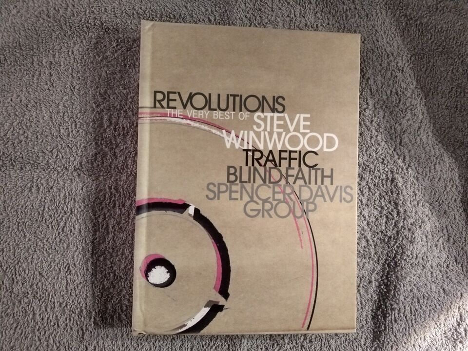Steve Winwood: Revolutions, rock