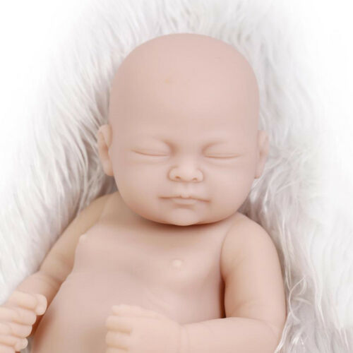 "10/"" Full Body Silicone Vinyl Reborn Baby Doll Boy Lifelike Newborn Bebe Toy Gift"