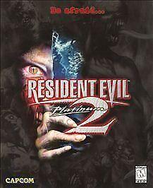 Resident Evil 2 Platinum Pc 1999 For Sale Online Ebay