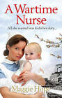 A Wartime Nurse by Maggie Hope (Paperback, 2011)