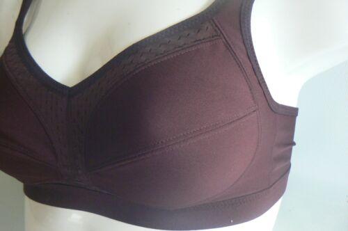 M/&s High Impact Soutien-gorge Sport PK 2 Sans Armature Taille 32 A B D DD 34 A E 38 F Neuf Étiquettes £ 29