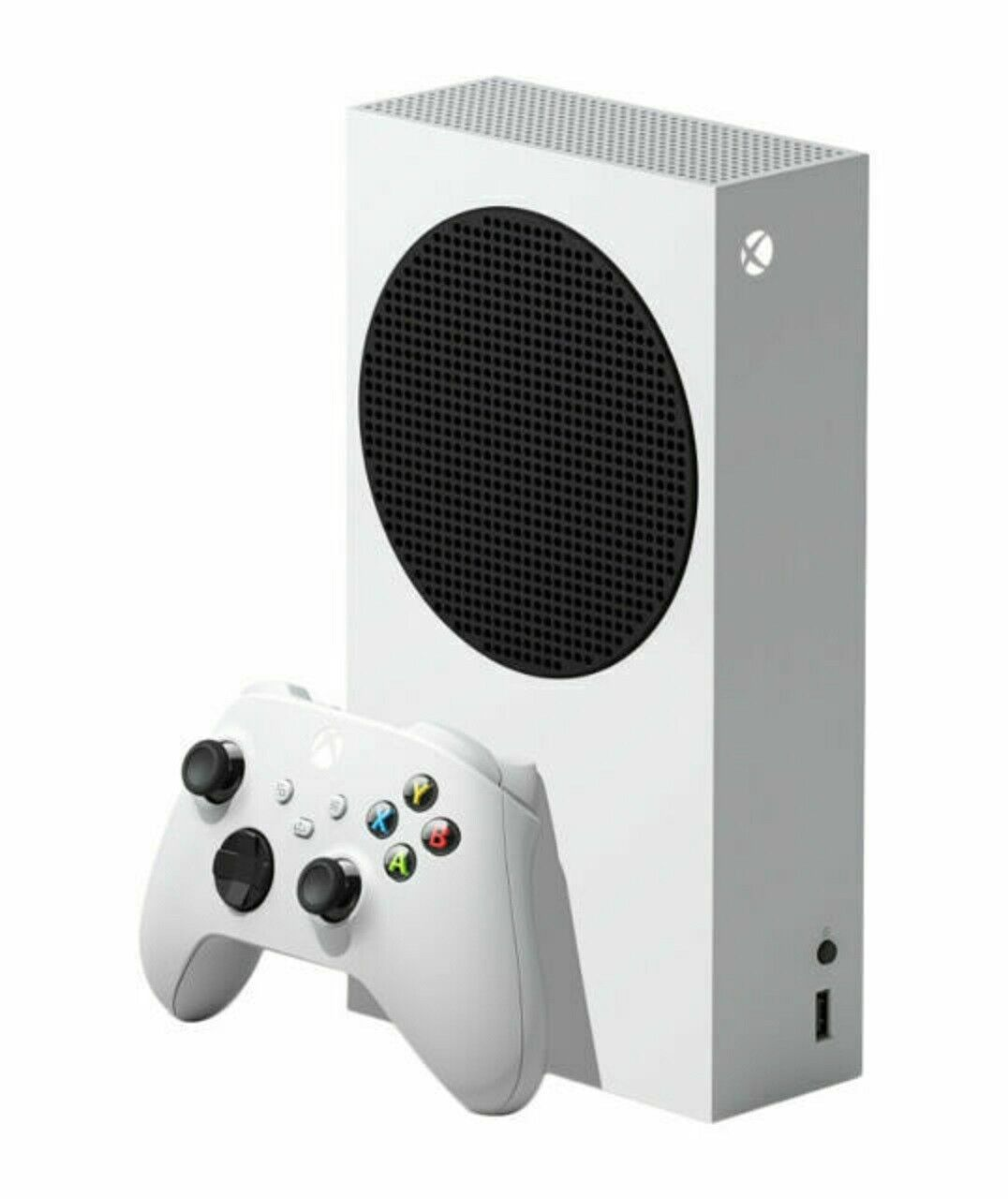 Microsoft Xbox Series S 512GB Video Game Console - White. Used on eBay thumbnail