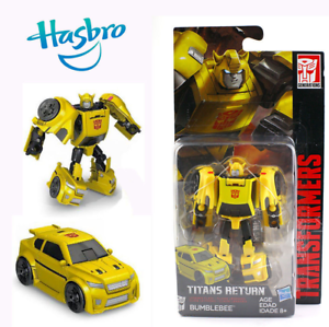 Hasbro-Transformers-Titans-Return-Legends-Bumblebee-Action-Figures-Robot-Car-Toy