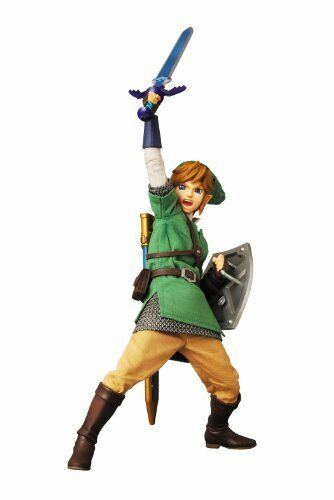 Medicom Toy RAH Real Action Heroes The Legend of Zelda Breath of the Wild Link