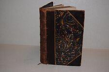 MORCEAUX CHOISIS de Alfred De Vigny POESIE ET PROSE Etienne Trefeu French Book