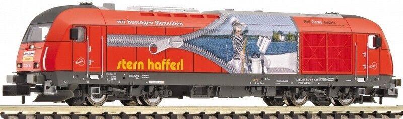 Fleischmann 726008 stella & Hafferl traffico GmbH DIESEL 2016 Spur N nuovo