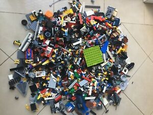 3KG-LEGO-x2550pc-039-s-CREATIVITY-PACKS-FATASTIC-MIX-OF-BULK-LEGO-x9-FIGS