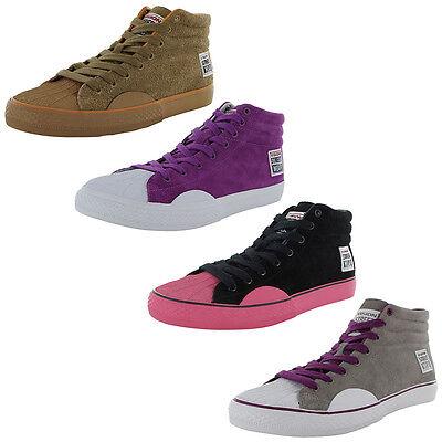 Vision Street Wear Womens Suede Hi Retro Skate Shoe
