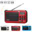 Rolton-W405-Portable-Stereo-FM-Radio-Receiver-Digital-LED-Speaker-MP3-USB-AUX-TF thumbnail 1