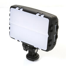 Mini PRO OE-160C-LED Video Light Camera Lamp for Canon Nikon DSLR DV 3200-5500K