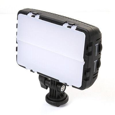 Mini PRO OE-160C-LED Video Light Camera Lamp for Canon Nikon DSLR DV 3200-5500K