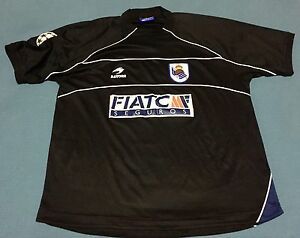 Camiseta Real Sociedad Futbol Astore Champions 2003-2004 Negra Talla Xl à Vendre