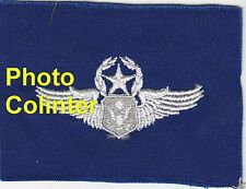USAF - Brevet  Officer Master Crew Member  - Ecusson brodé / Insigne tissus