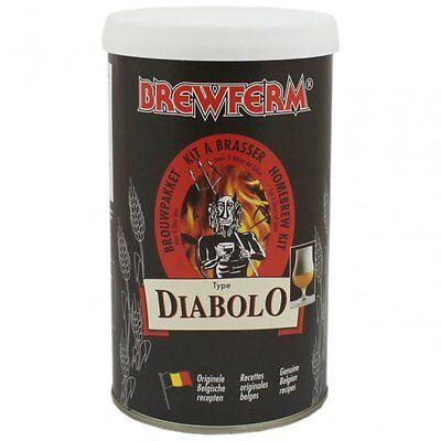 Brewferm DIABOLO - Strong Home Brew Belgian Style Beer Kit Ingredients