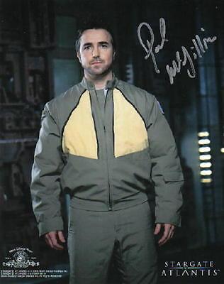 David Nykl Stargate Atlantis Dr Zelenka Autograph #3