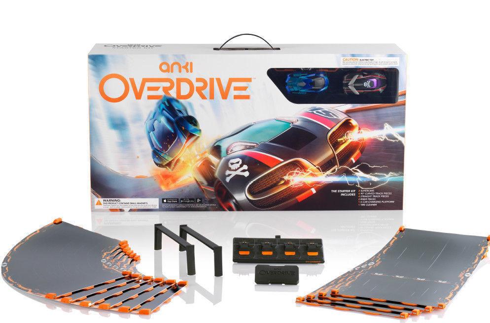 Anki Overdrive Starter Kit. NEW Unopened