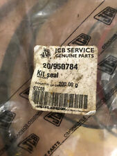 20950784 Jcb Hydraulic Seal Kit Oil Spares Replacement Wiper Gasket O Ring Tlt
