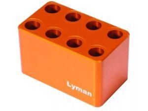 Lyman-7833032-9mm-Multiple-Block-Ammo-Checker-Case-Length-Gage-Check-Gauge-8-Hol