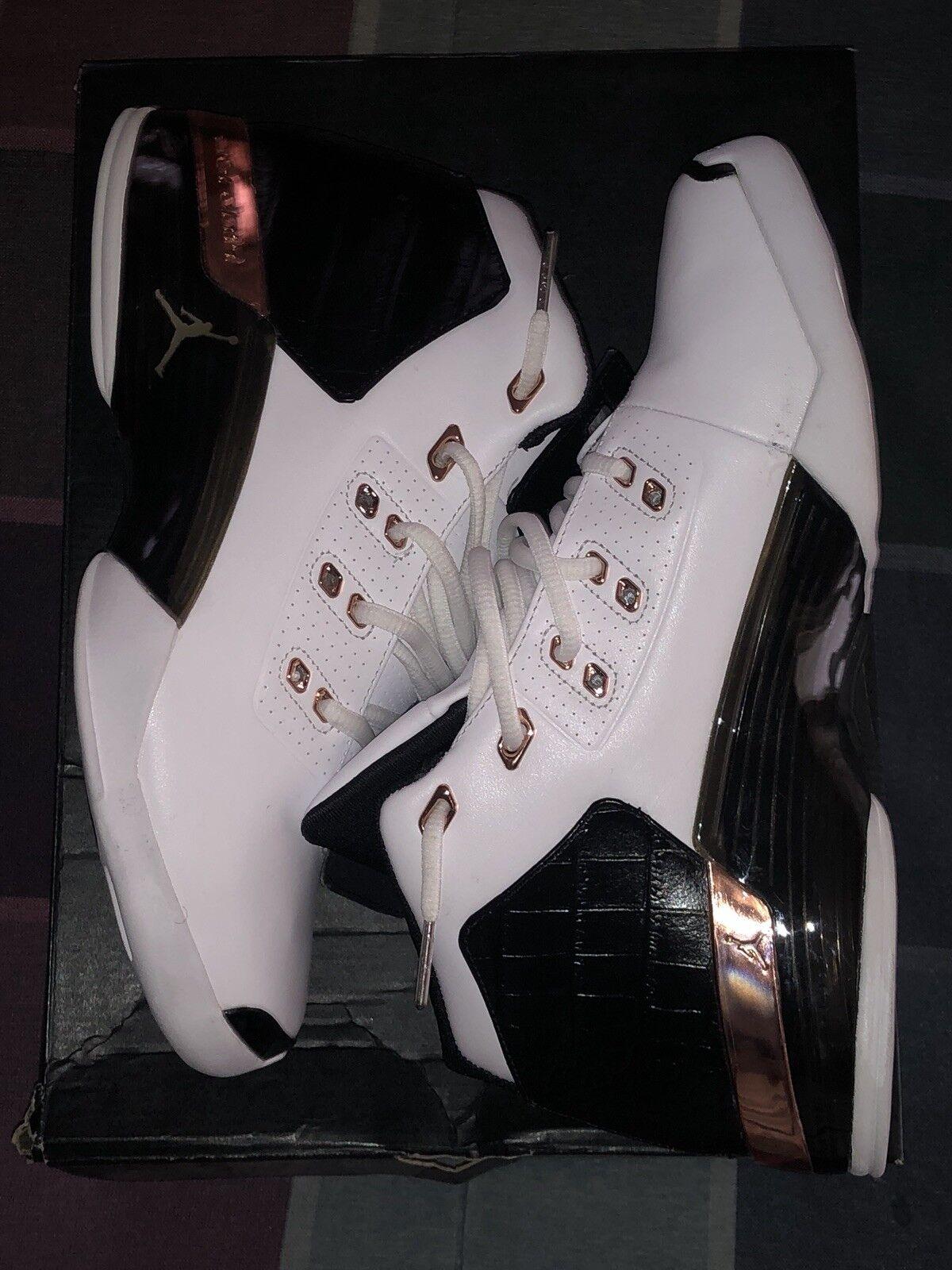 Air Jordan 17 Retro + Copper Sz 8.5