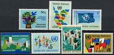 United Nations Vienna 1979-82 SG#V1-V7 MNH Set #A91955