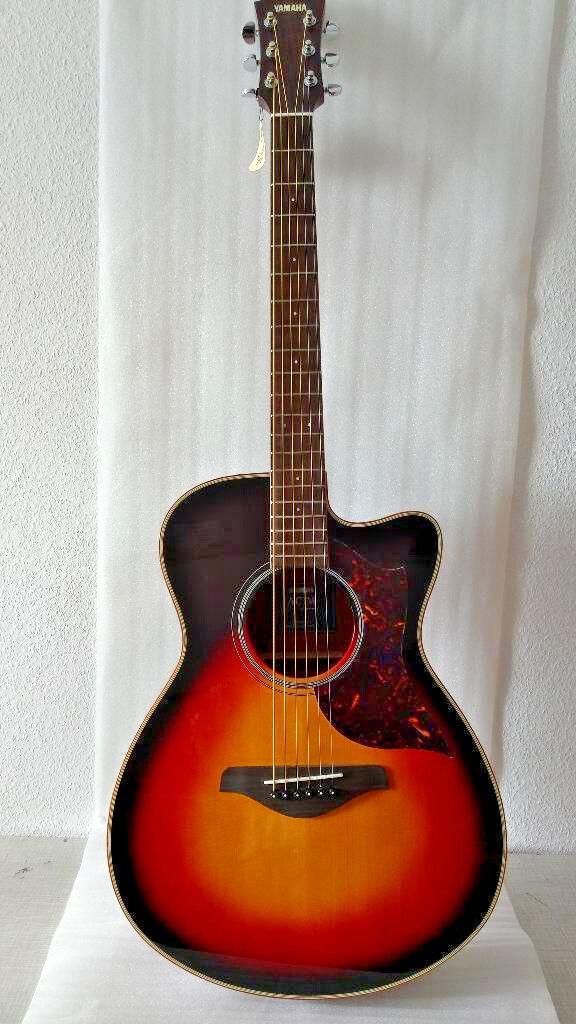 YAMAHA Westerngitarre AC-1MVS - Auslaufmodell