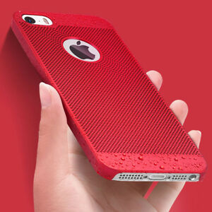 For-Apple-iPhone-5s-SE-Case-Thin-Hard-PC-Shockproof-Phone-Cover-Skin-Back-Shell
