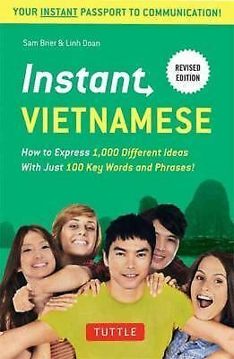 Instant Vietnamese: How to Express 1,000 Different Ideas With J...(Paperback)