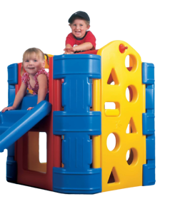 includes free shipping kids outdoor play gym with slide steps ebay. Black Bedroom Furniture Sets. Home Design Ideas