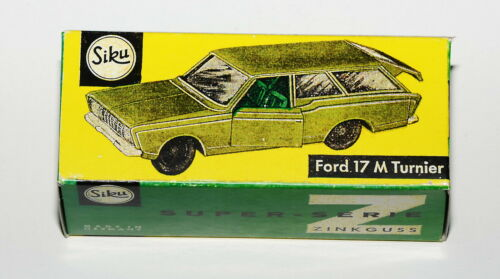 Ford 17M Turnier Reprobox Siku V 284