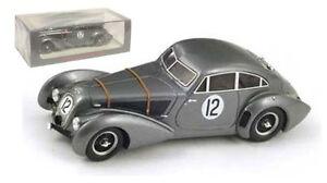 Spark S3818 Bentley Corniche # 12 14 Le Mans 1950 - Foin / chasseur 1/43